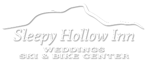 Sleepy Hollow Inn – Huntington, Vermont – Ski and Bike Center – Weddings Logo
